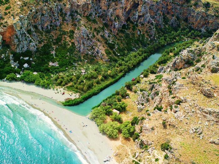 Preveli, Crete